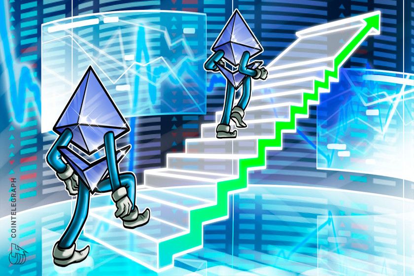 ethereum-hits-$3,000-for-the-first-time,-now-larger-than-bank-of-america